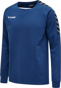 BLUZA hmlAUTHENTIC TRAINING SWEAT