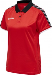 KOSZULKA POLO DAMSKA hmlAUTHENTIC WOMAN FUNCTIONAL POLO