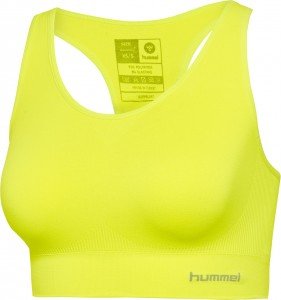 TOP DAMSKI SUE SEAMLESS SPORTS TOP