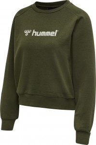 BLUZA DAMSKA HMLSTELLA SWEAT SHIRT